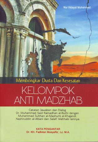 kelompok anti madzhab